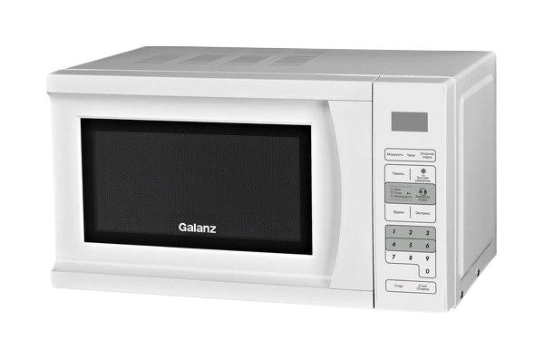 Микроволновая печь соло Galanz MOG 2040S white