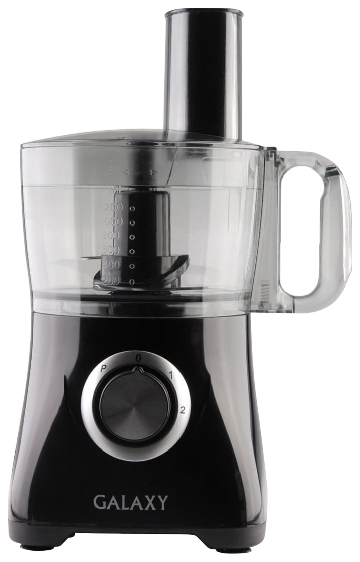 Кухонный комбайн Galaxy GL 2302 Black/Silver
