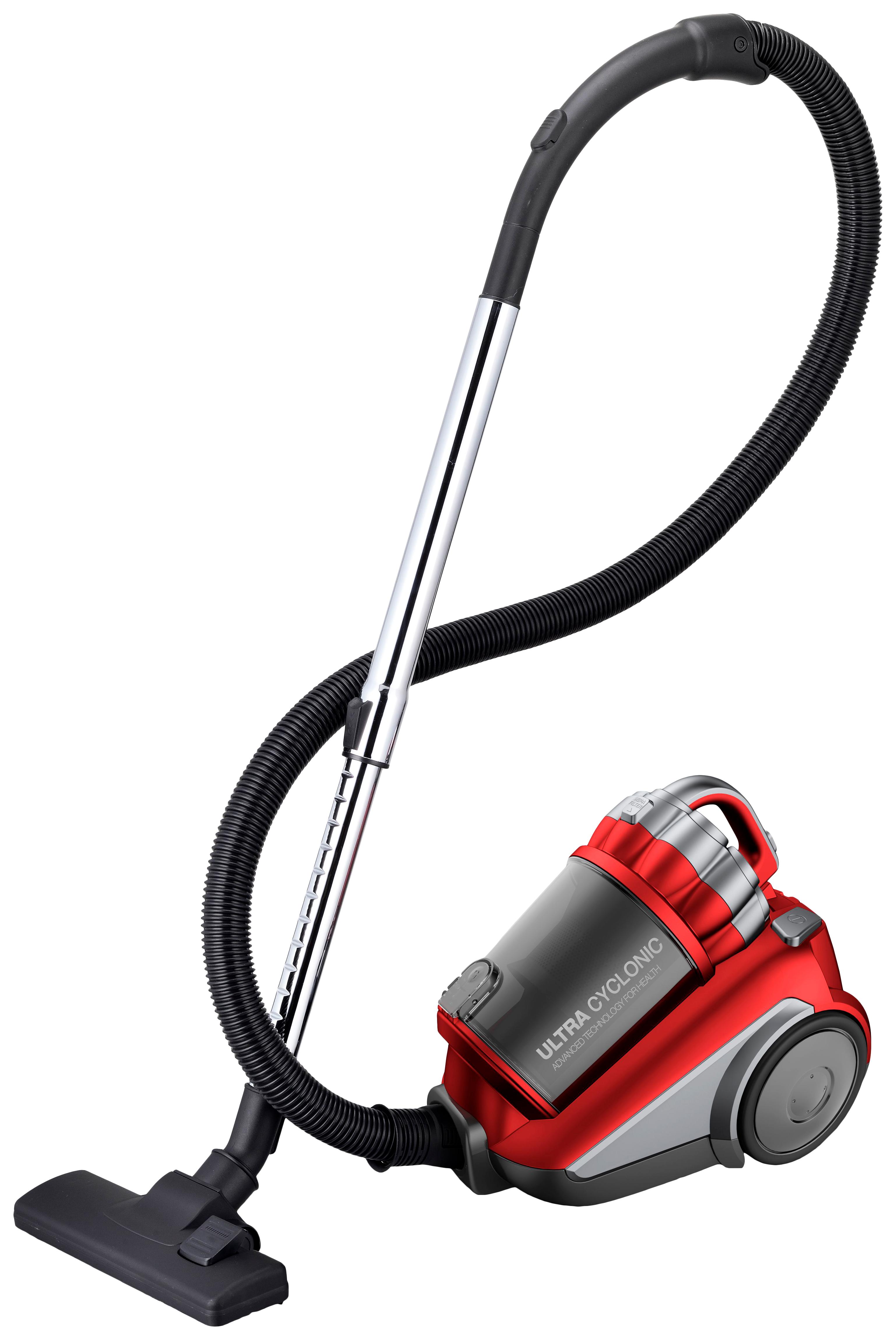 Пылесос Daewoo Electronics  RCH 210R Red