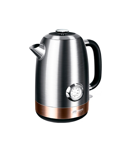 Чайник электрический Redmond RK CBM147 Black/Silver