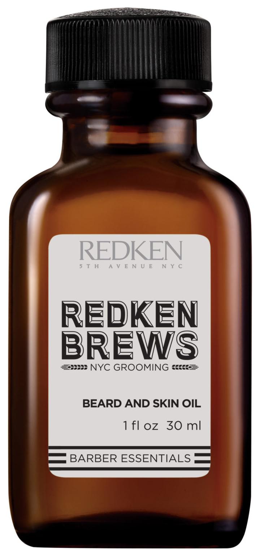 Масло для бороды Redken Brews Beard and Skin Oil 30 мл фото