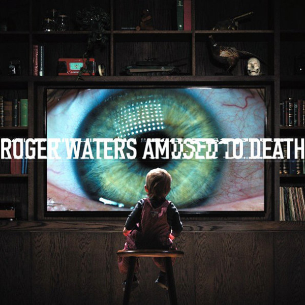 Roger Waters AMUSED TO DEATH (200 Gram/Analogue