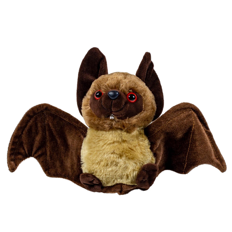 Купить Мягкая игрушка Wild republic Летучая мышь 33 см 21275, Игрушки с символом года