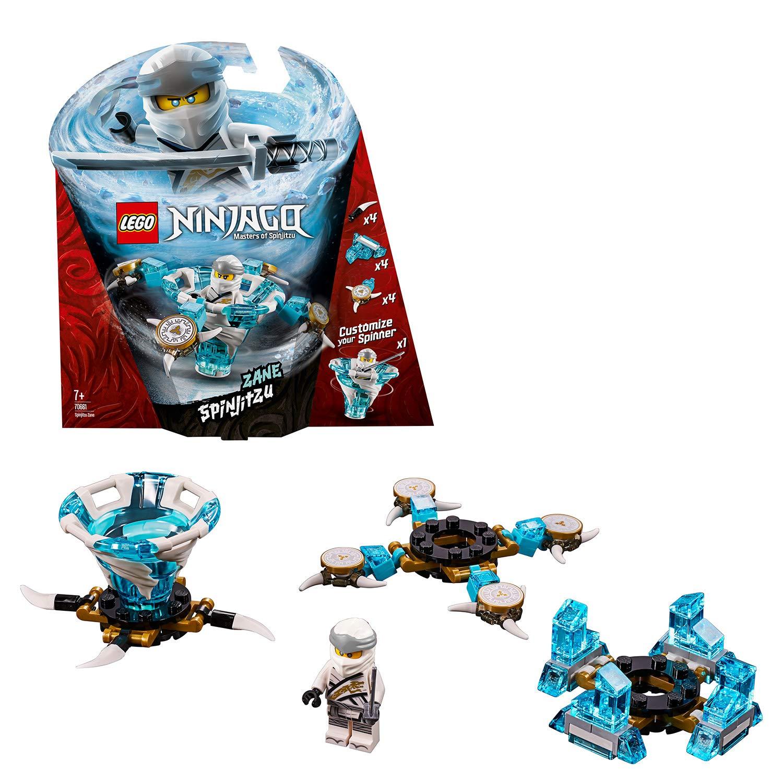 Конструктор LEGO Ninjago 70661 Зейн: мастер Кружитцу