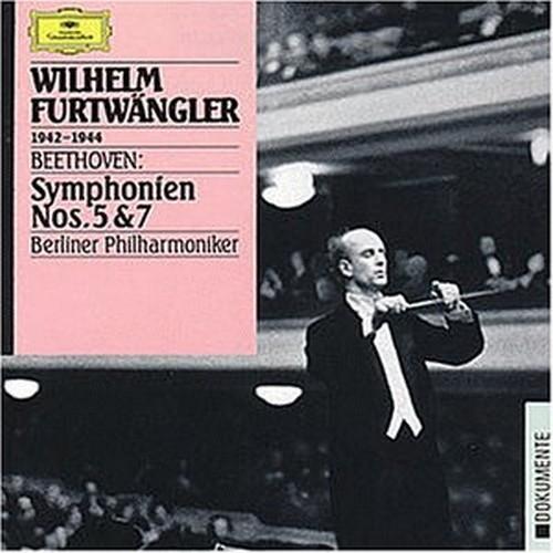 Аудио диск Furtwangler, Wilhelm Beethoven: Symphonies Nos.5 #and# 7