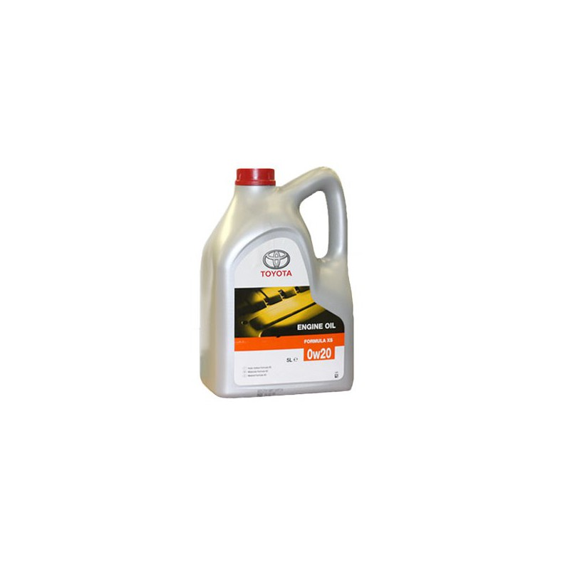Моторное масло Toyota Engine oil 0W-20 5л