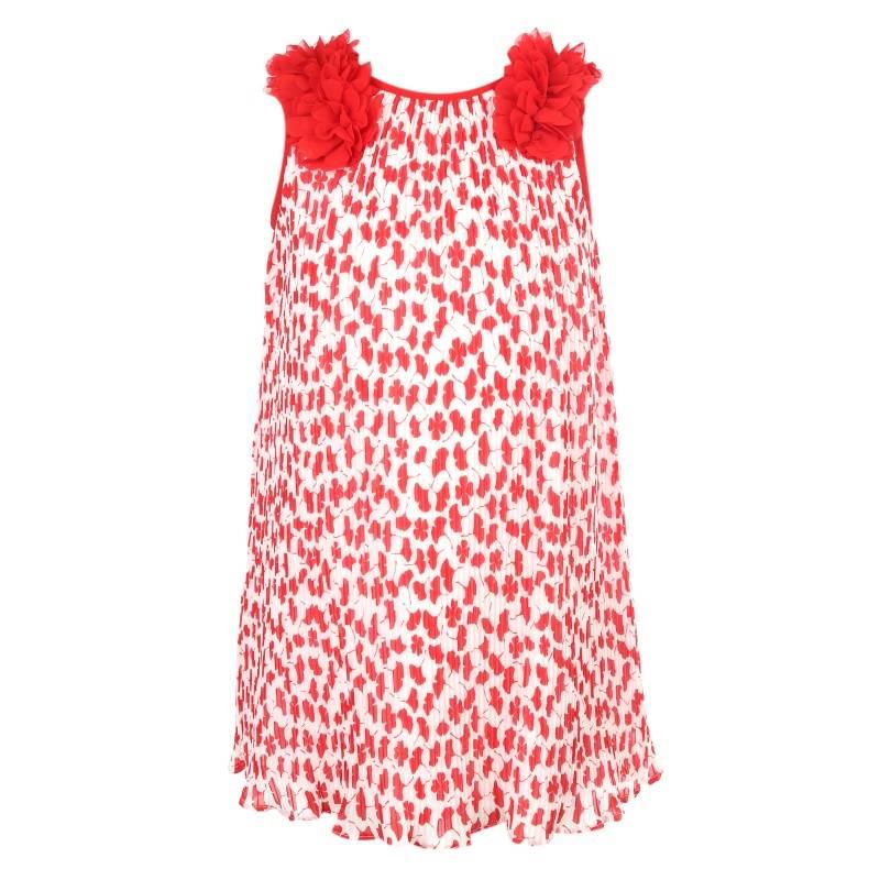 Купить Платье MAYORAL, цв. красный, 116 р-р, Детские платья и сарафаны