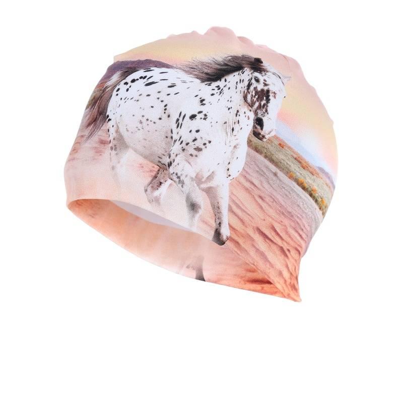 Шапка Nille Molo, цв. персиковый, 52 р-р