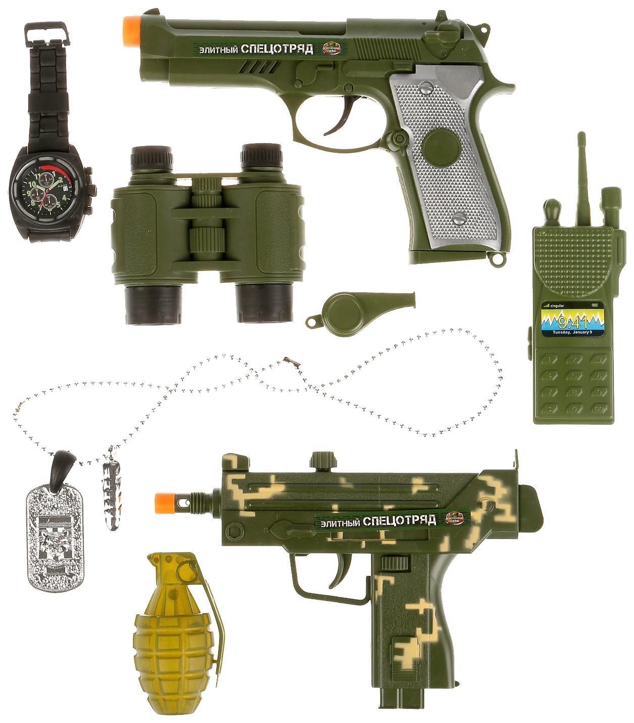 Набор оружия Играем вместе B926106 R