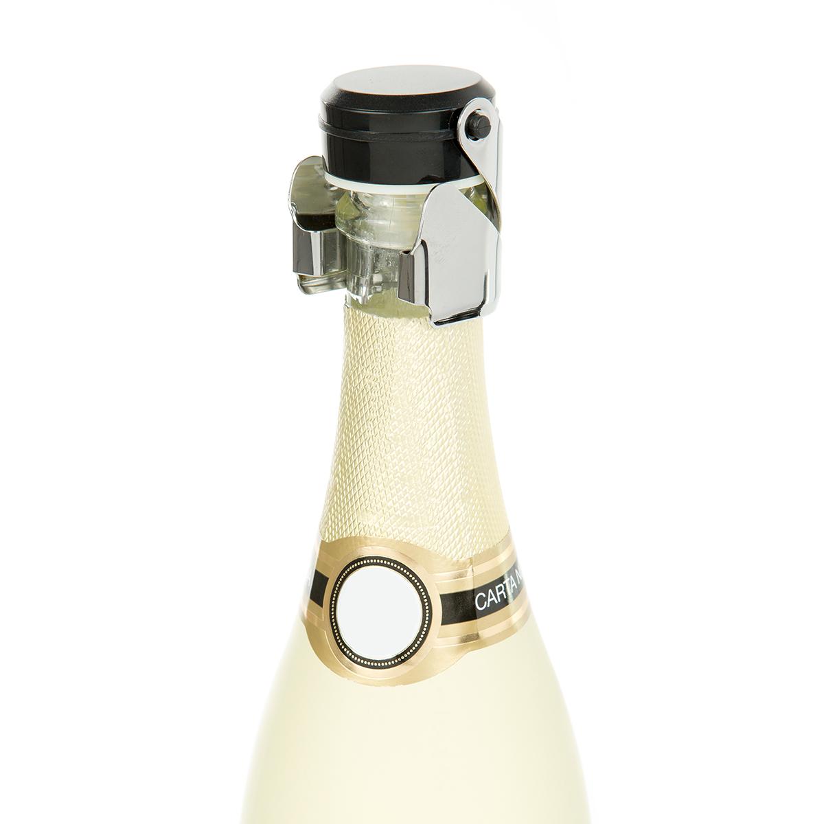 Пробка для шампанского Koala, цвет серебряный