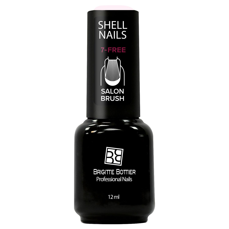 Гель-лак для ногтей Brigitte Bottier Shell Nails тон 902 светло-бежевый, 12мл