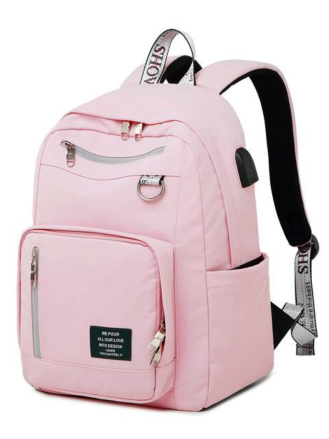 Рюкзак Blinky «Спорт» розовый