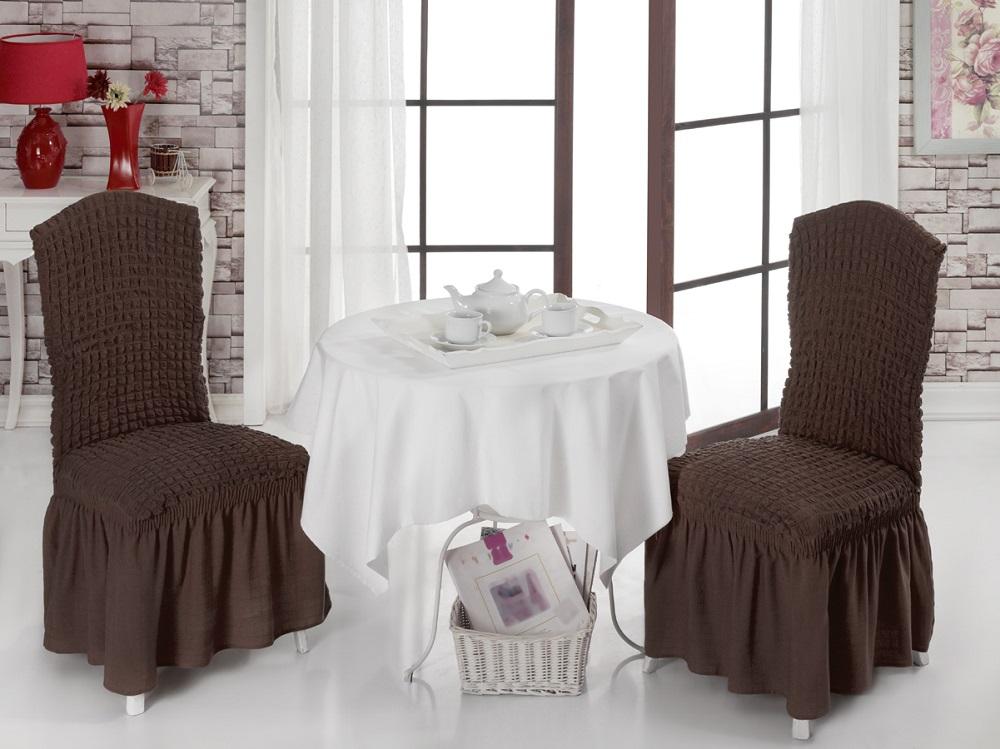Чехлы на стулья KARNA Чехлы на стулья