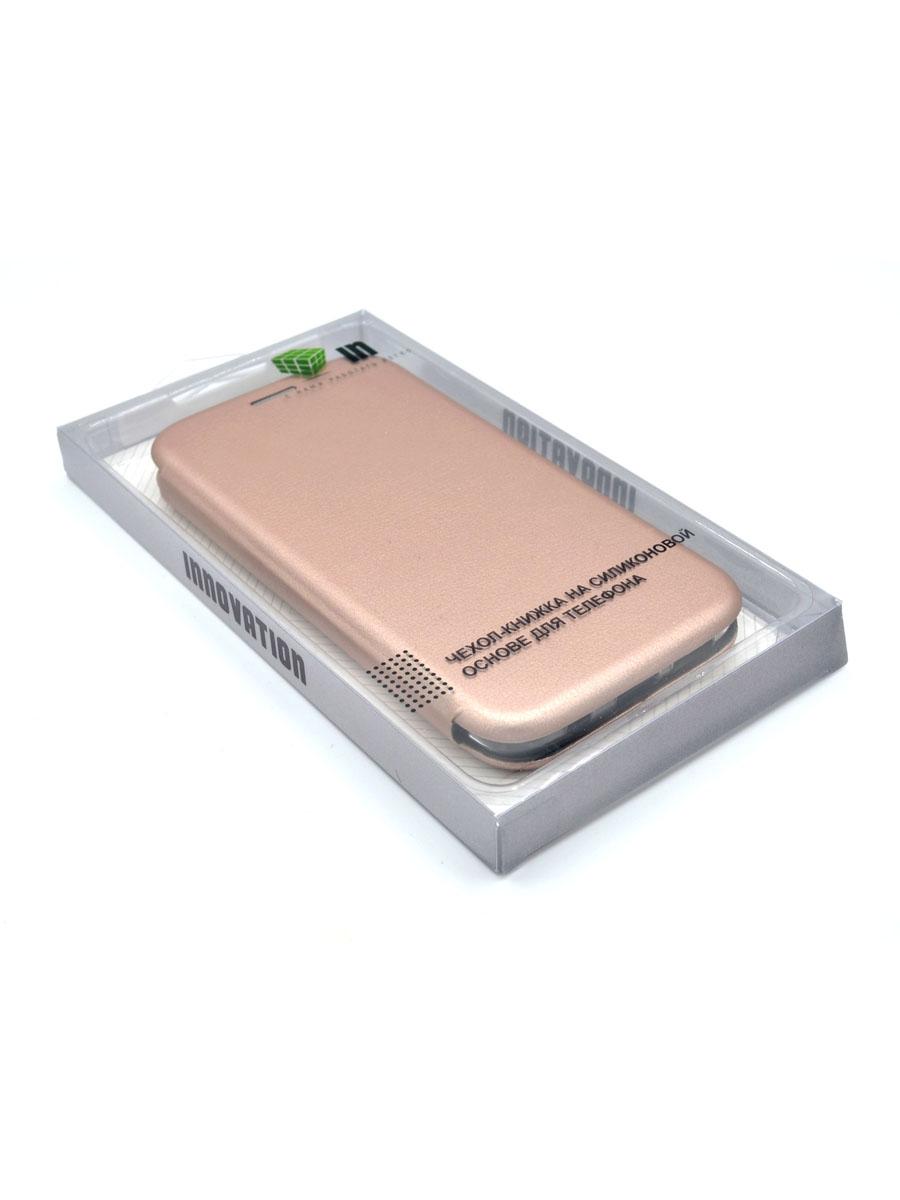 Чехол Innovation для Huawei Mate 10 Pro Book Rose Gold