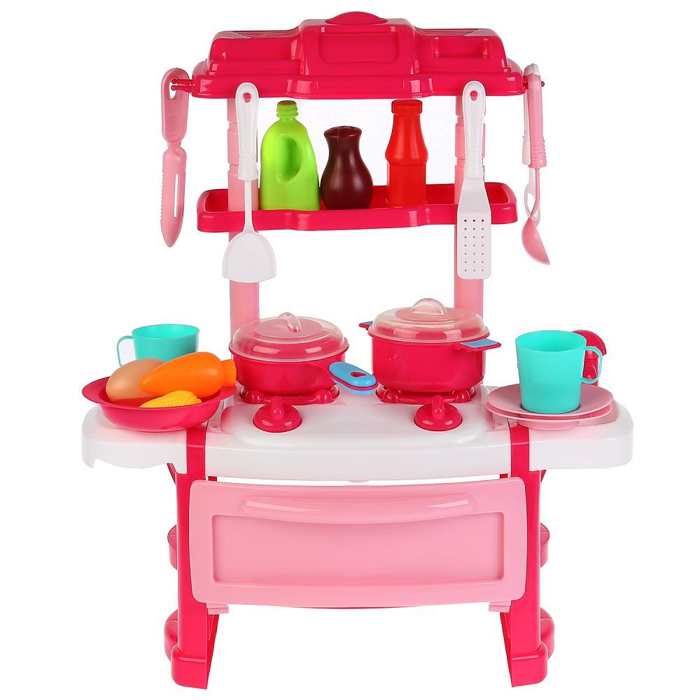 Купить Игровой набор Shantou Gepai Кухня с аксессуарами, Детская кухня
