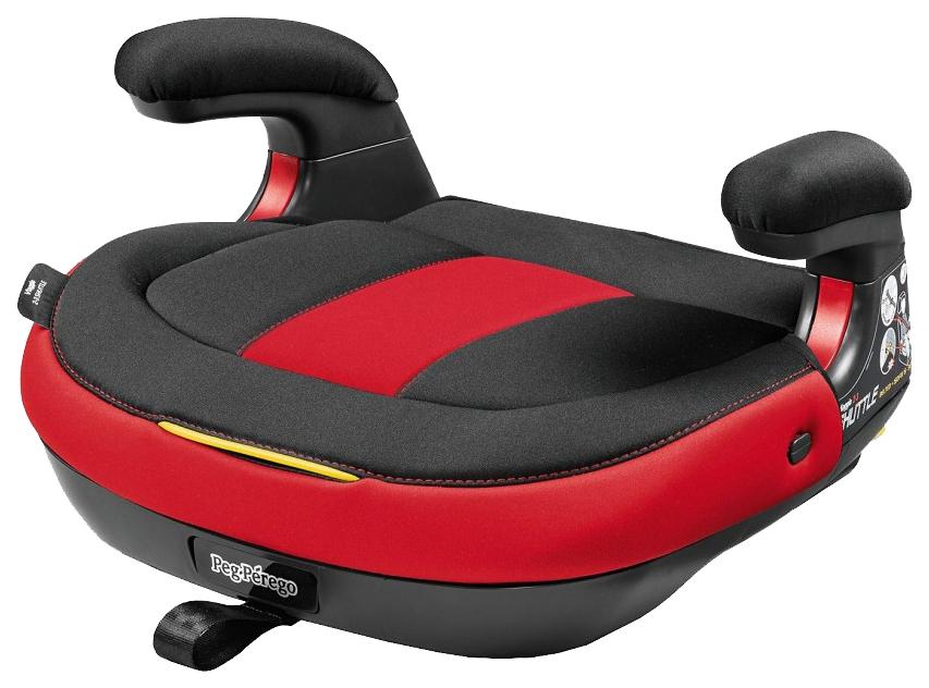 Автoкpecлo-бустер Viaggio 2-3 Shuttle Monza (цвет: красный с черным)