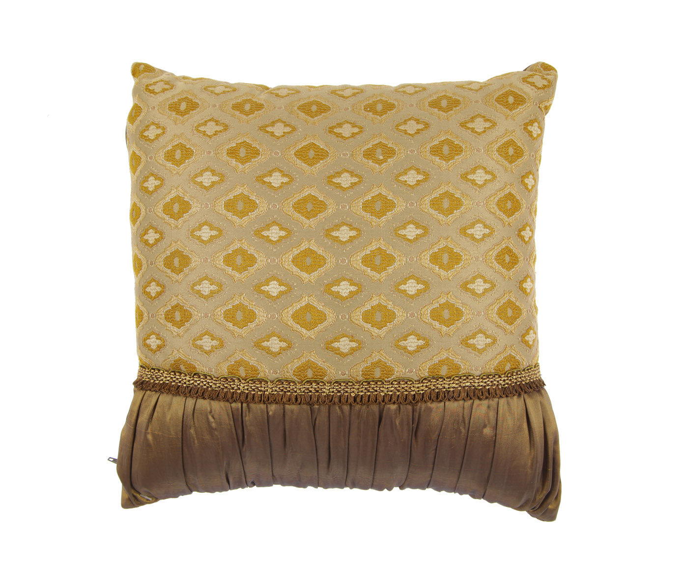 Декоративная подушка Kauffort Lainey Цвет: Серый (40х40)