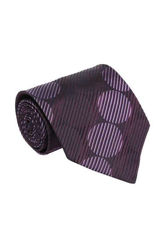 Галстук мужской Windsor 602 фиолетовый