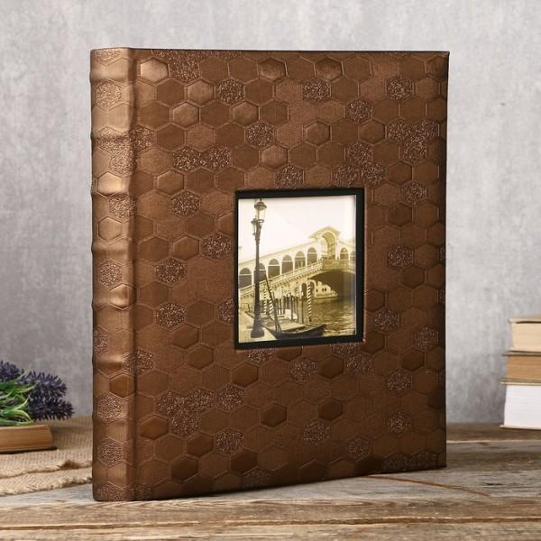 Фотоальбом Fotografia традиционный, 30 листов, 29х32 см, Классика FA-EBB30 805 Sima-Land