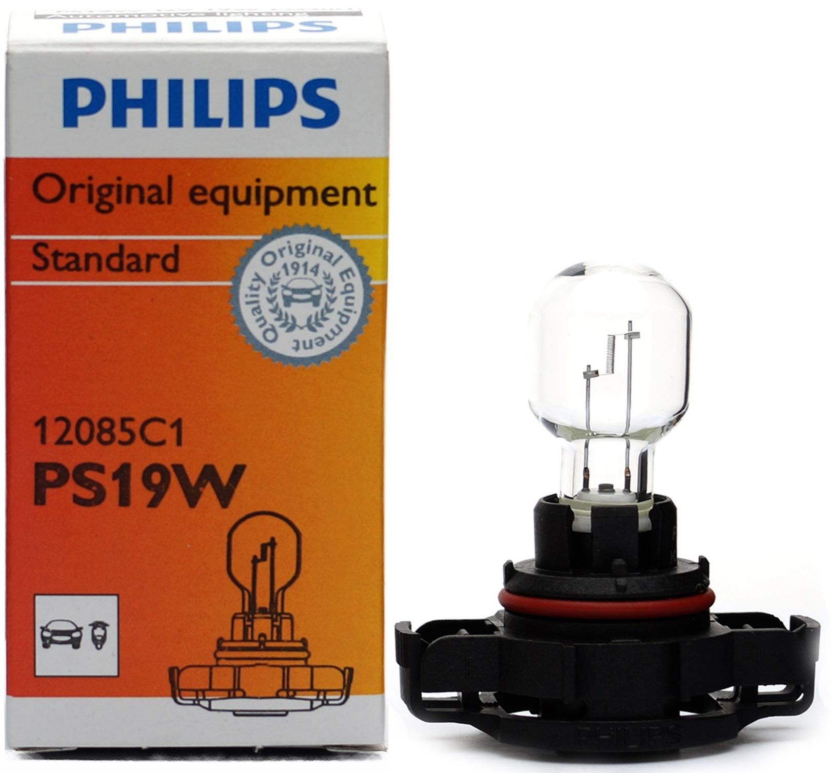 Лампа Philips Ps19w 12085 12v Philips арт. 12085 фото