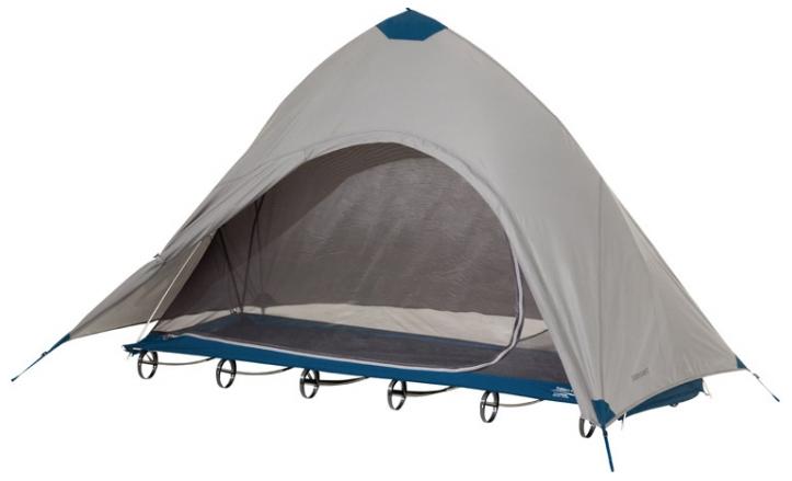 Палатка Therm-A-Rest Luxury Lite Cot Tent Regular одноместная серая