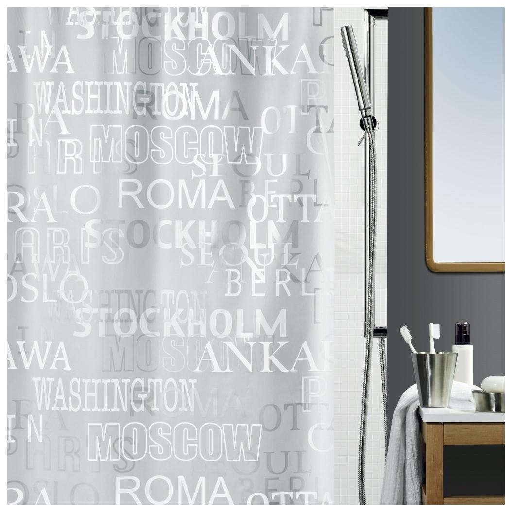 Штора для ванной Spirella Cities 1013044
