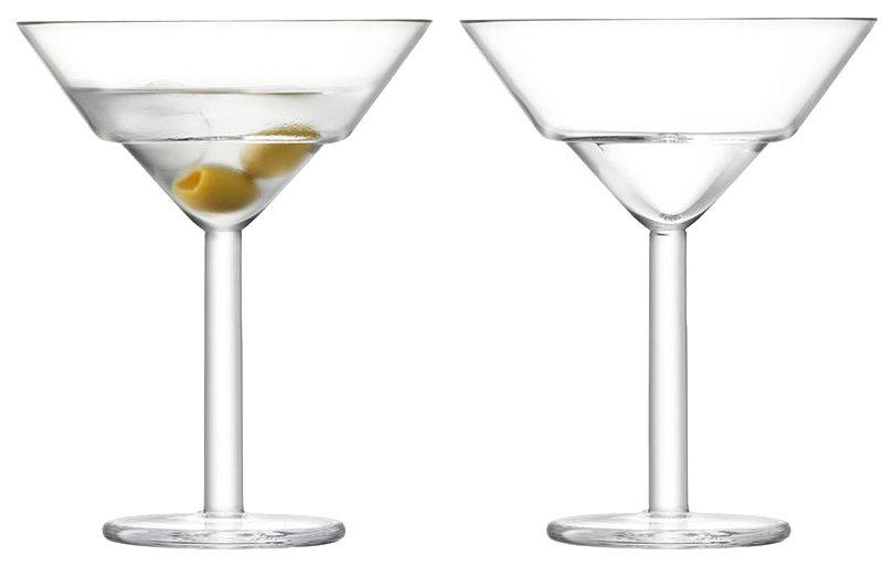 Набор бокалов для мартини LSA International Mixologist