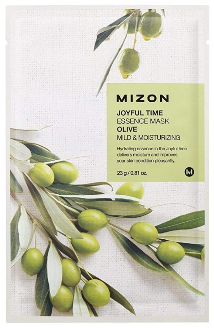 Купить Маска для лица Mizon Joyful Time Essence Olive 23 г