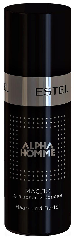 Купить Масло для волос и бороды Estel Professional Alpha Homme 50 мл