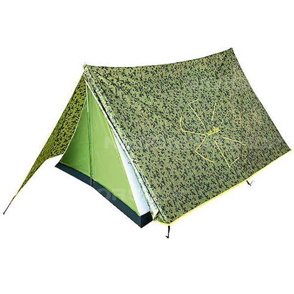 Палатка Norfin Tuna NC двухместная зеленая