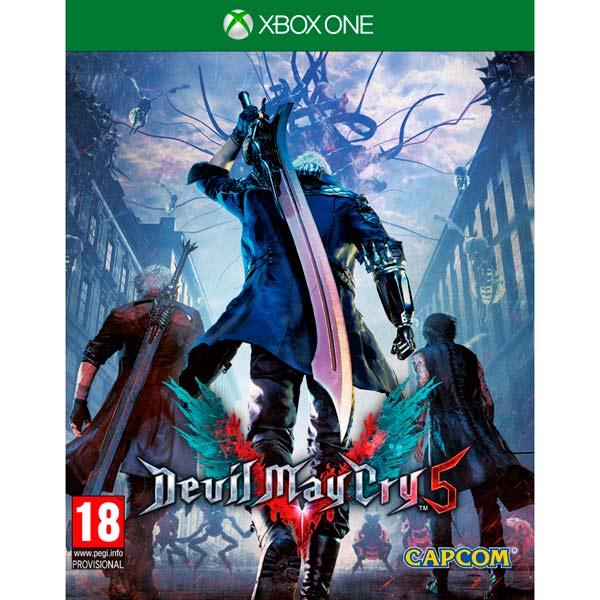 Игра Devil May Cry 5 для Xbox