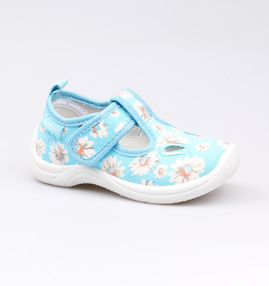 Текстильная обувь Котофей 231111-11 для девочек р.24