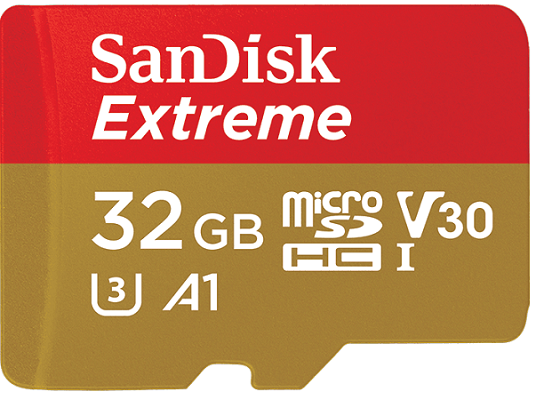 Карта памяти SanDisk Micro SDHC 32GB