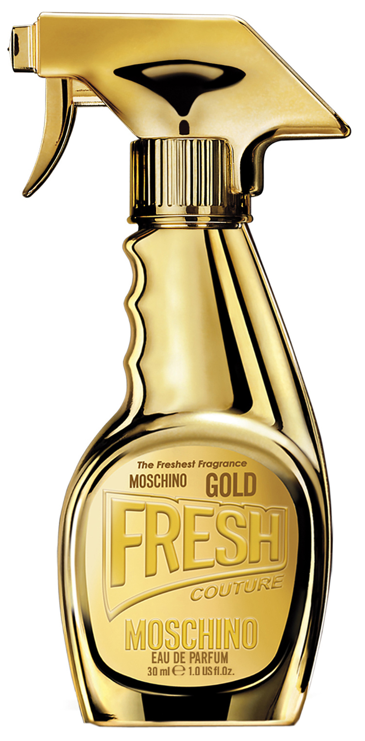 Парфюмерная вода Moschino Gold Fresh Couture 30 мл