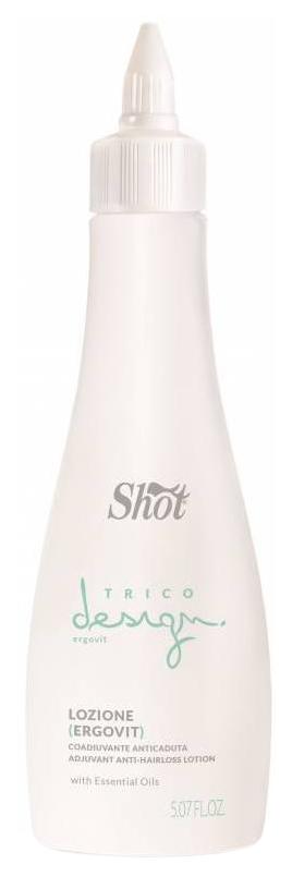 Лосьон для волос Shot Trico Design Hair