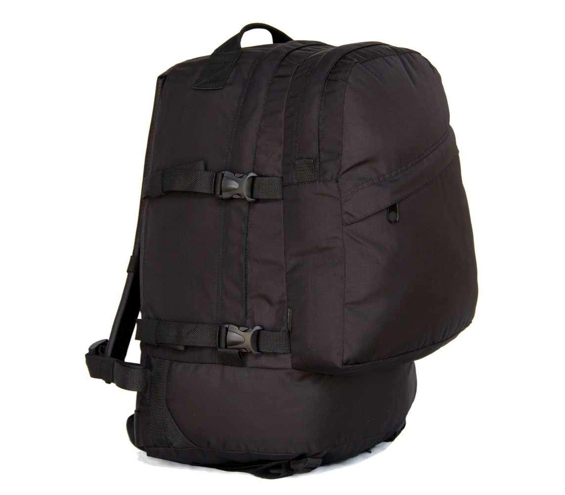 Туристический рюкзак Prival Сталкер RPR0046-01 черный 50 л фото