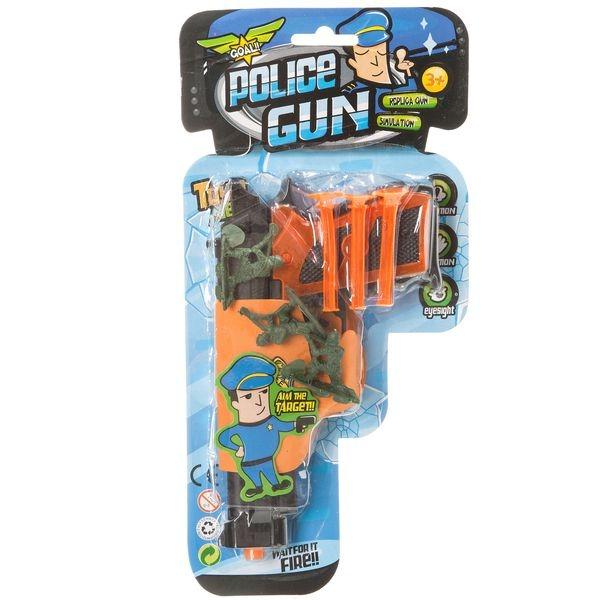 Купить Игровой набор полицейского Police Gun, 5 предметов, Shantou Gepai, Детские наборы полицейского