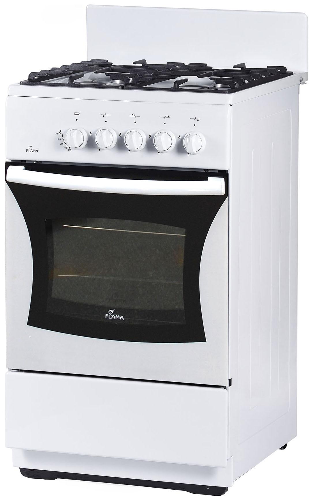Газовая плита Flama FG 24027 W Белый