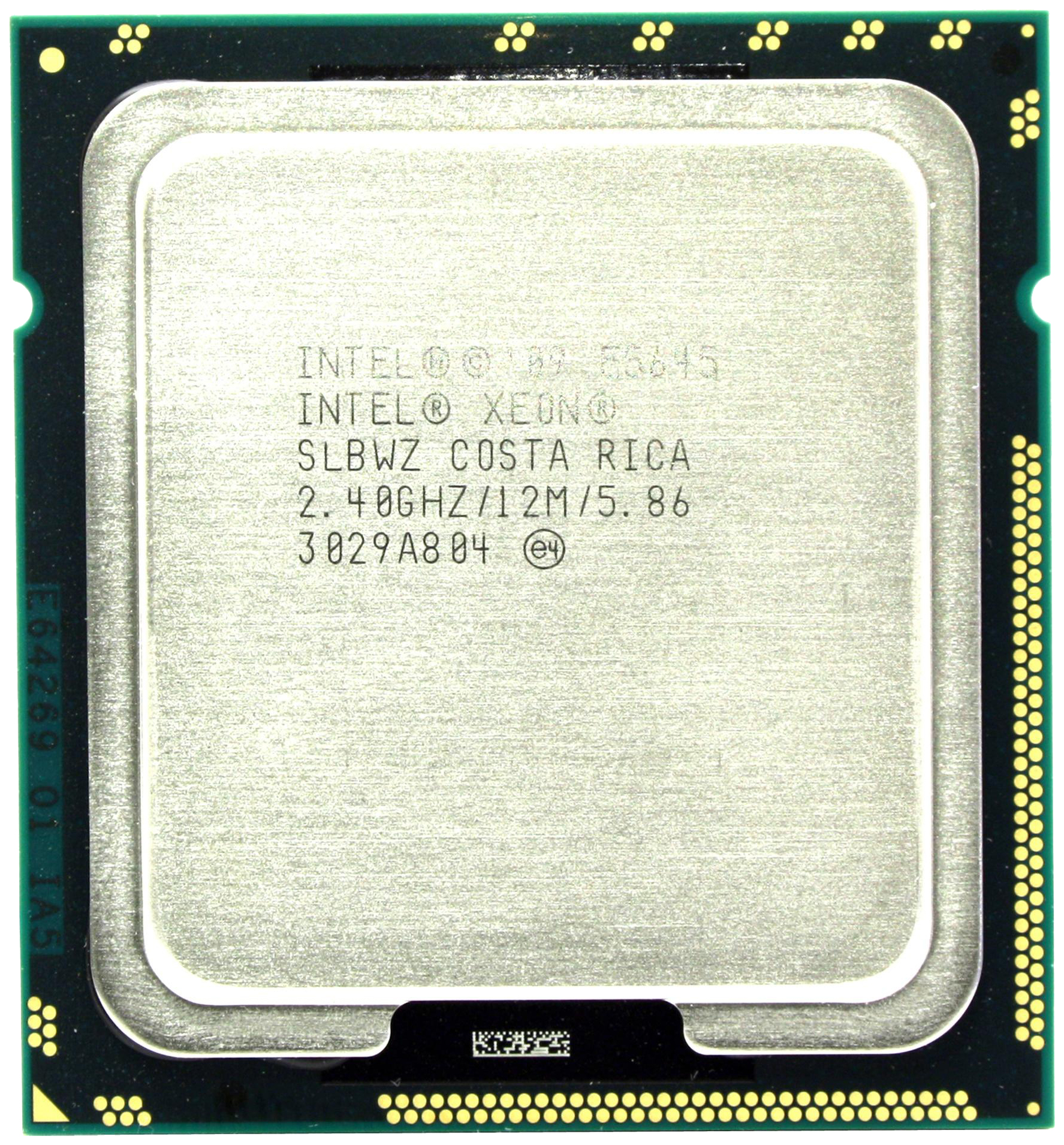 Процессор Intel Xeon E5645 OEM