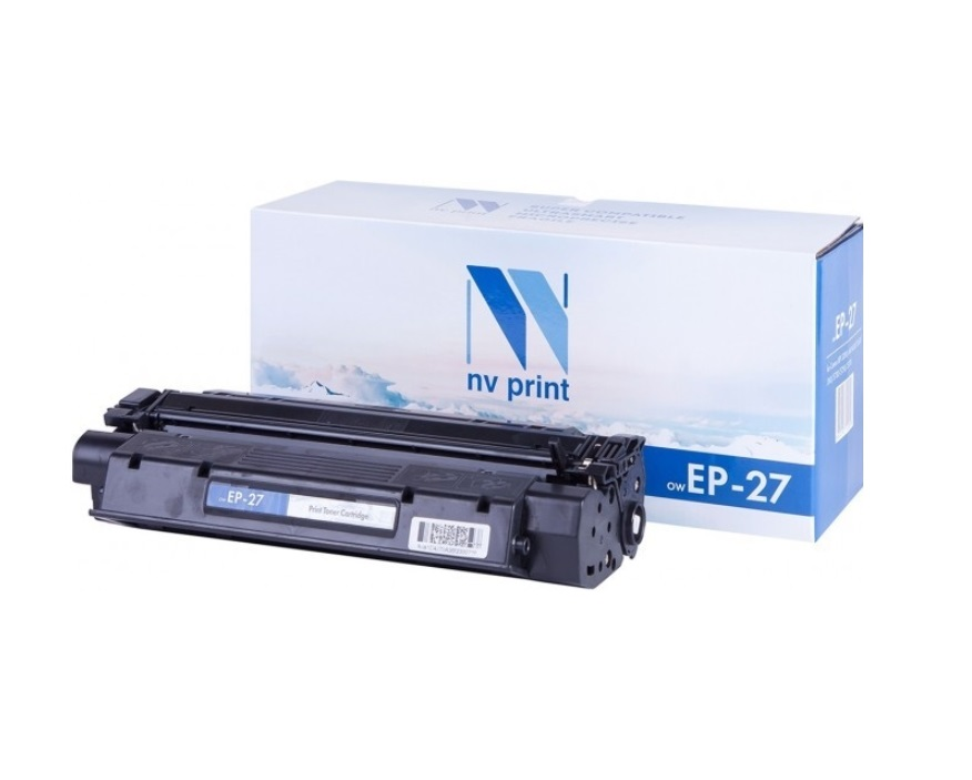 Картридж для лазерного принтера NV Print EP-27, черный NV-EP-27