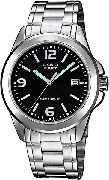 Японские наручные часы Casio Collection MTP-1259PD-1A