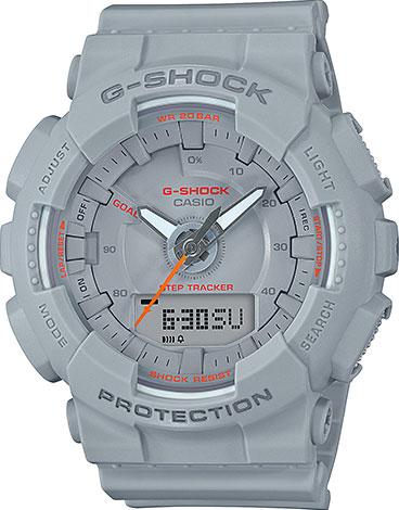 Японские спортивные наручные часы Casio G-Shock GMA-S130VC-8A