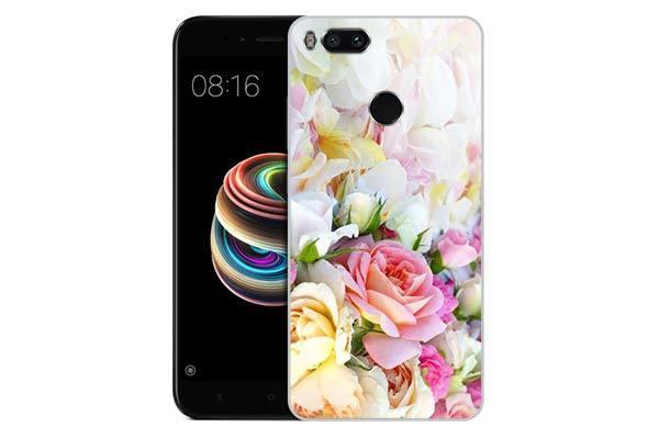 Чехол Gosso Cases для Xiaomi Mi 5X «Нежные розы»