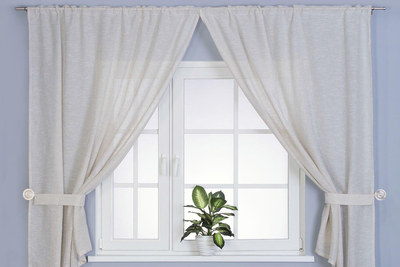 направлена портьеры на окна в картинках реконструкция