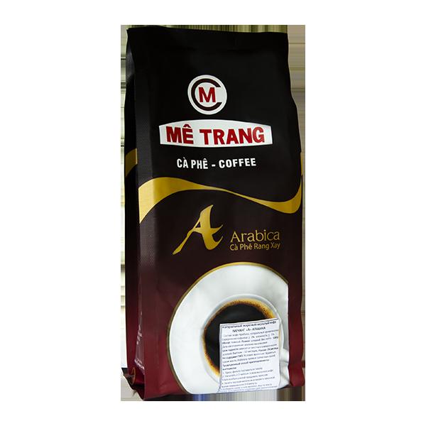 Кофе вьетнамский молотый Me Trang арабика 500 г фото