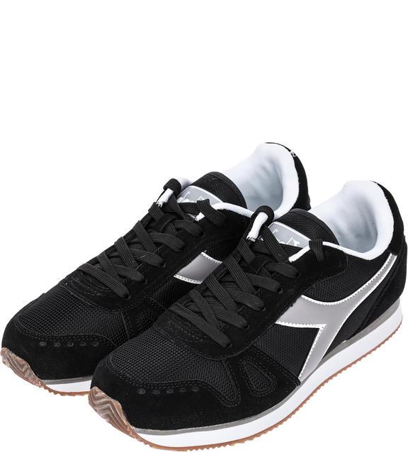 Кроссовки мужские Diadora DR10117374580013T черные/серые/белые 40.5