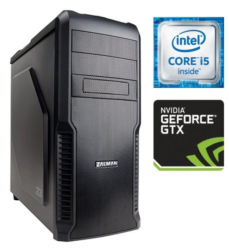 Игровой системный блок на Core i5 TopComp PG 7641277  - купить со скидкой