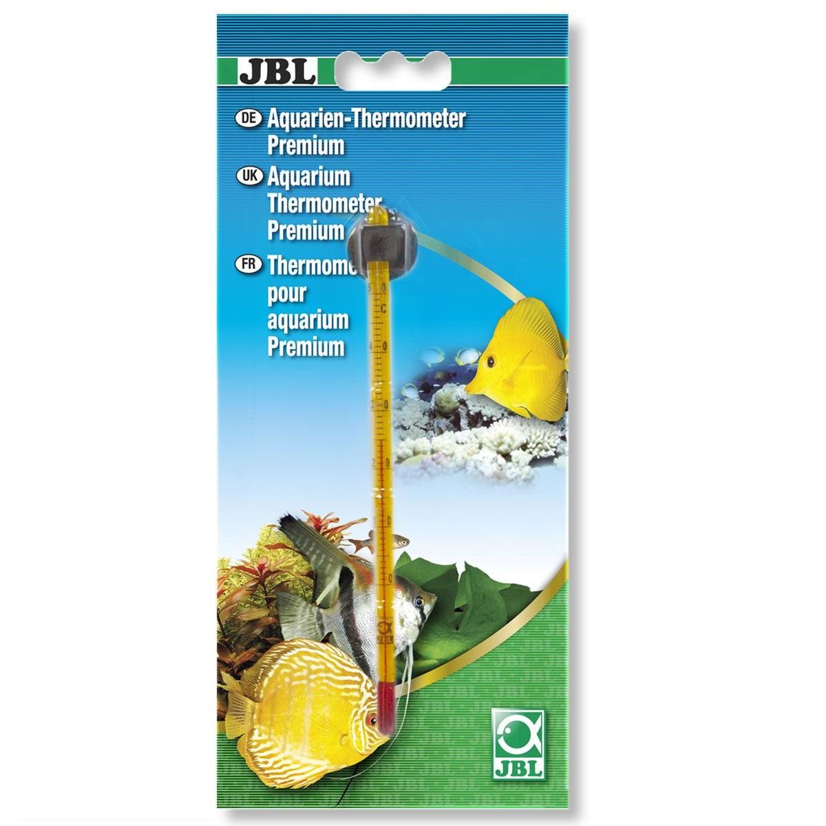 Термометр для аквариума JBL Aquarien Thermometer Premium