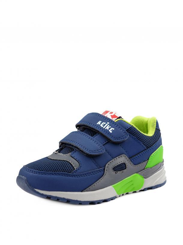 Купить RST19-009 BS navy, Кроссовки для мальчика Reike Basic navy синий р.32, Детские кроссовки