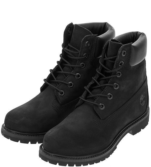 Ботинки женские Timberland TBL8658AW черные 7 US фото